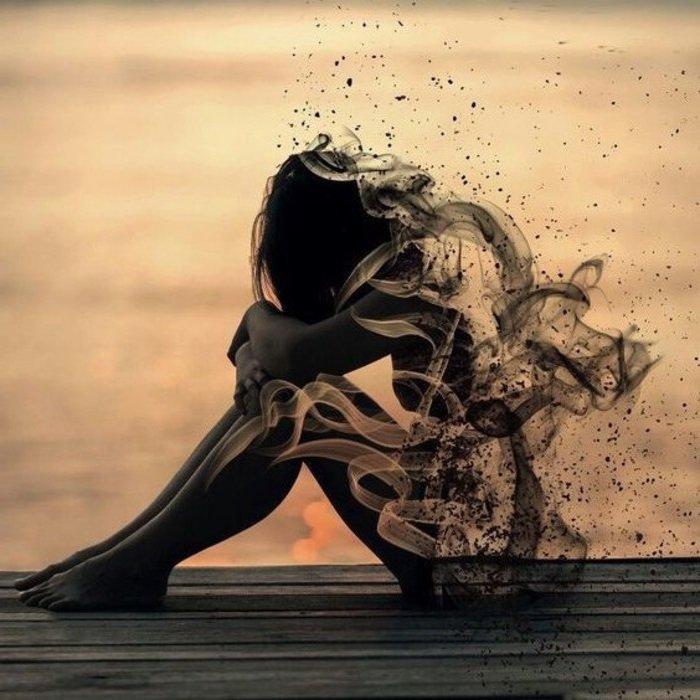 страх смерти женщина