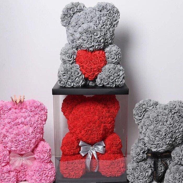 подарки медведи