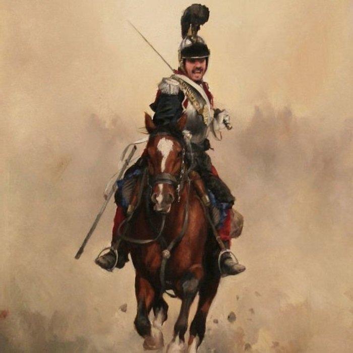 кавалериец