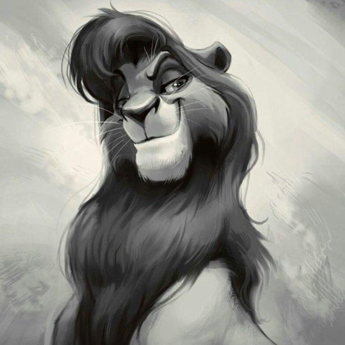 лев нарцисс