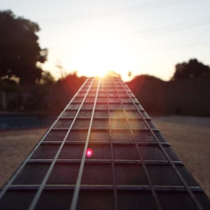 цель гитара