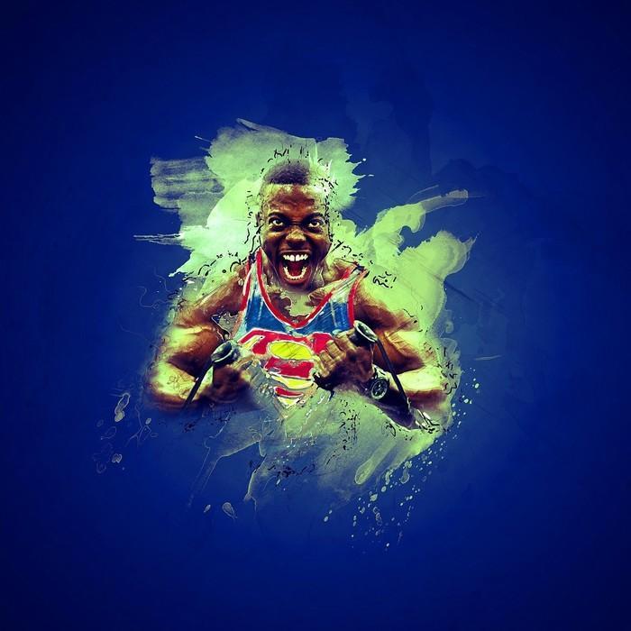 супермен ищет подарок