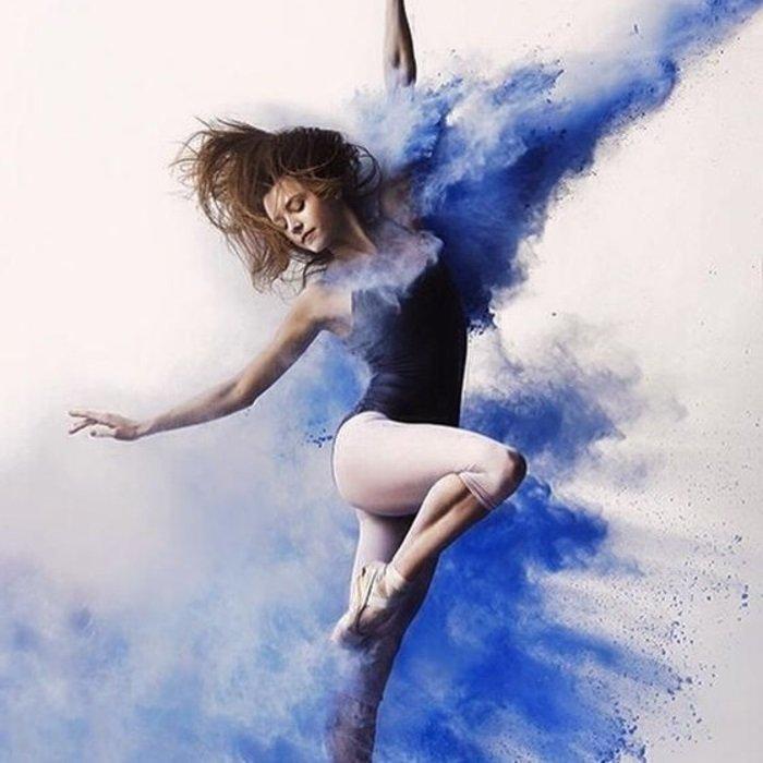 танец с ветром