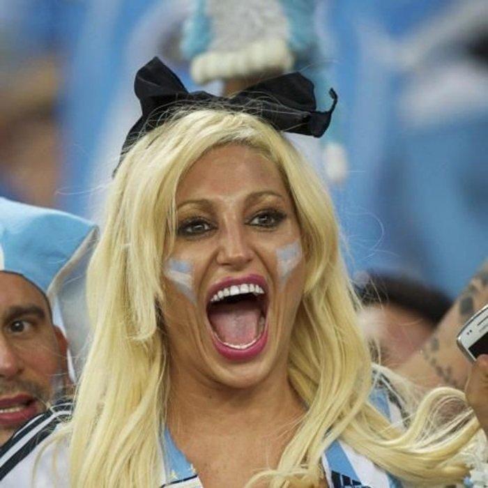 женщина аргентина