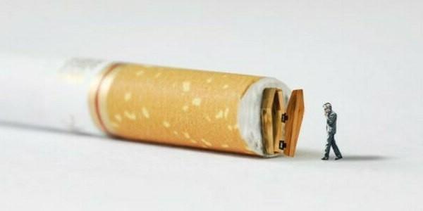 курение путь в никуда