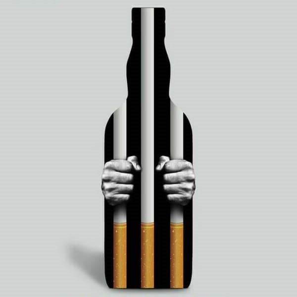 курение тюрьма