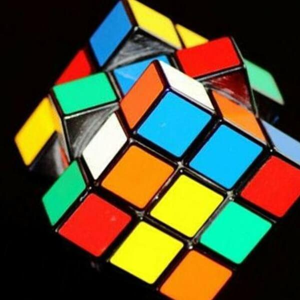 кубик рубик психология