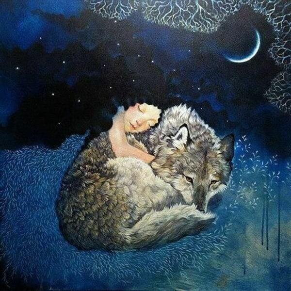 сны животных