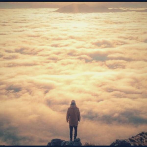 эмпат в облаках