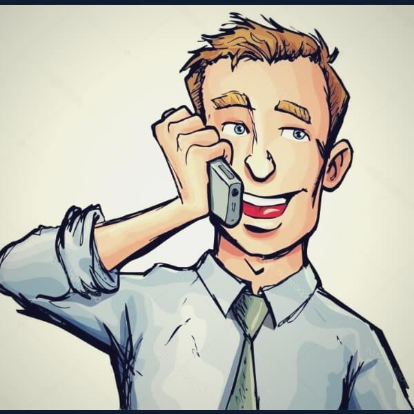 продажи по телефону