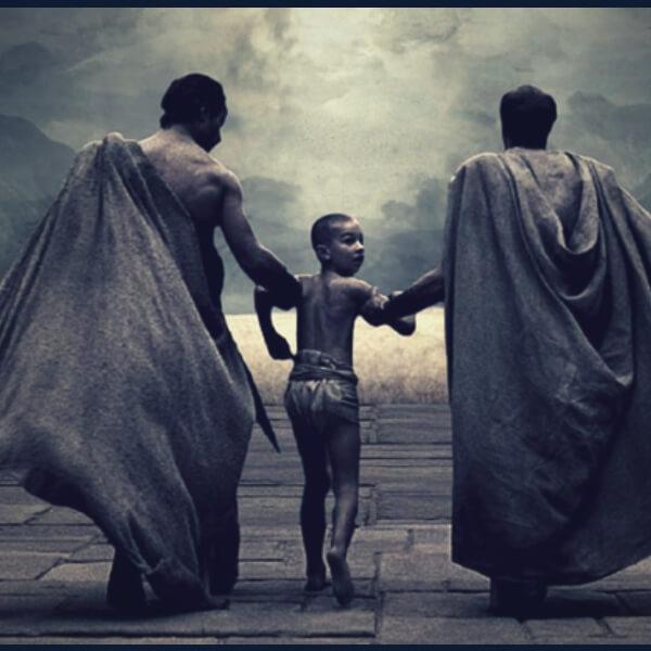 спартанские подростки