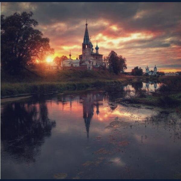 красивая природа россии