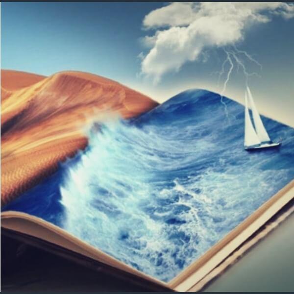 книга морей и океанов