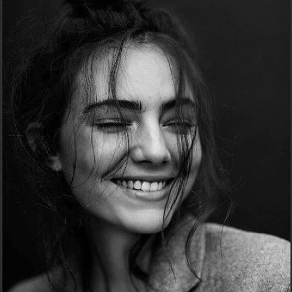 улыбка девушки 11