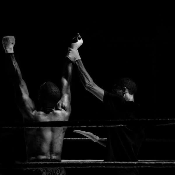 победа в боксе