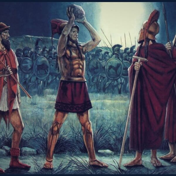 спартанкая жизнь