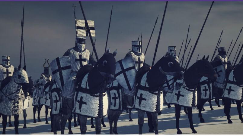 время крестовых походов