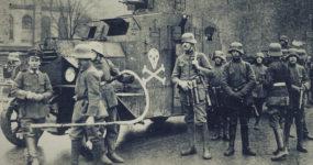 Германия после Первой Мировой войны: путь к диктатуре