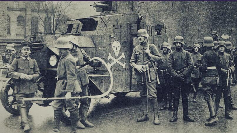 германия после первой мировой фото