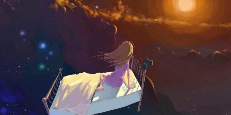 красивые пожелания спокойной ночи любимой девушке цитаты