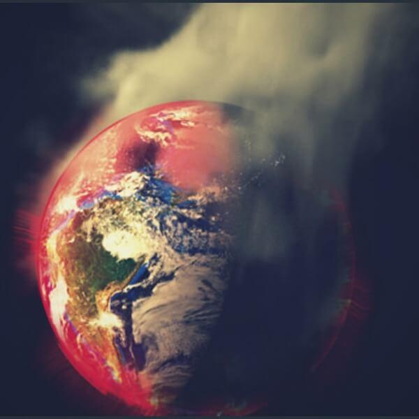 горячая земля