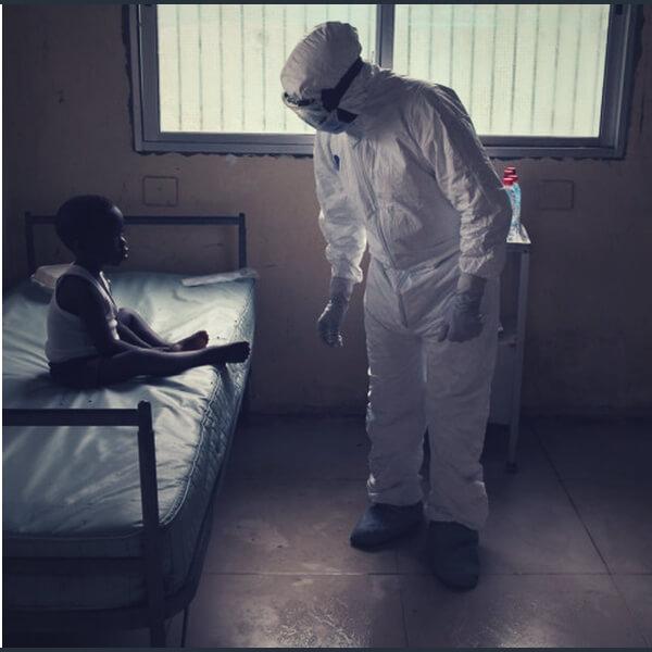 эбола африке