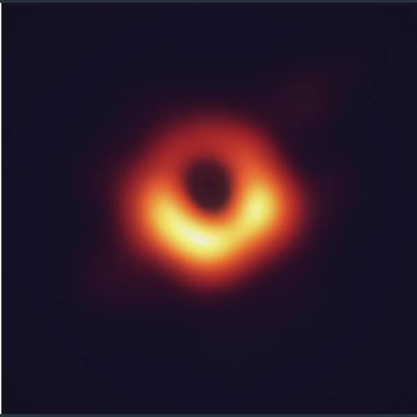 фото черной дыры