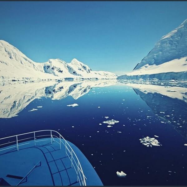 красивая антарктида