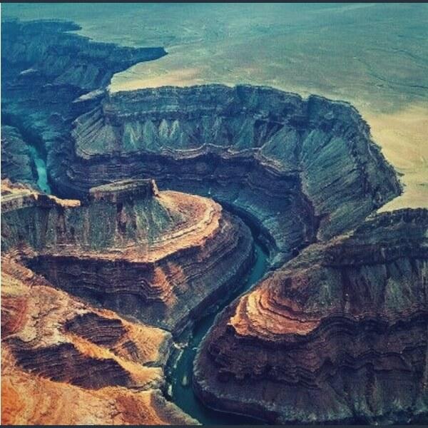 каньоны северной америки