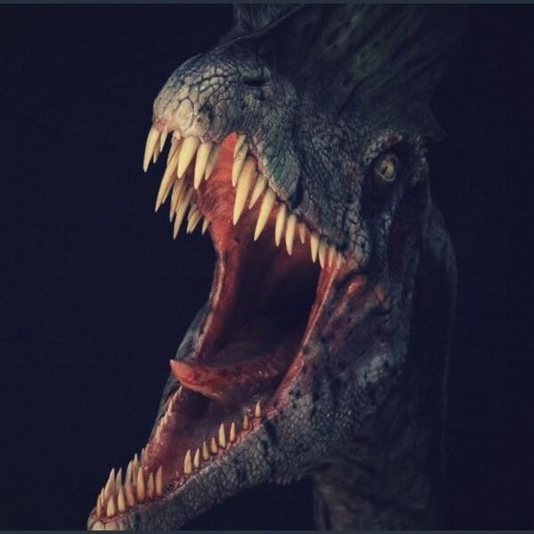 факты о динозаврах в темноте