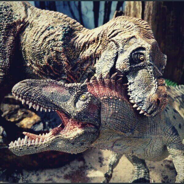 факты о динозаврах тиранозавр