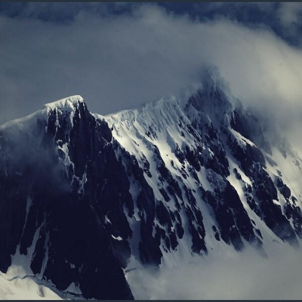 горы антарктиды