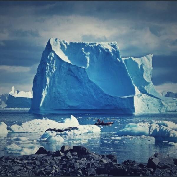 айсберг антарктиды