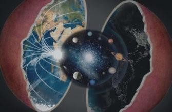 теория полой земли и доказательства