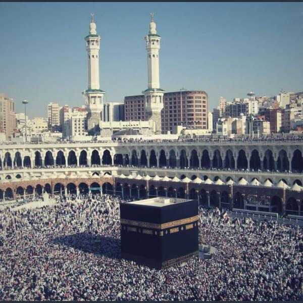 исламская святыня куб
