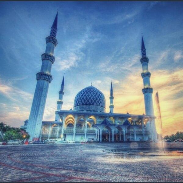 исламский храм