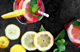 рецепты вкусных соков