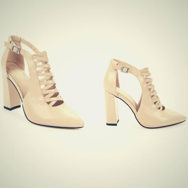 туфли диора рим бежевые