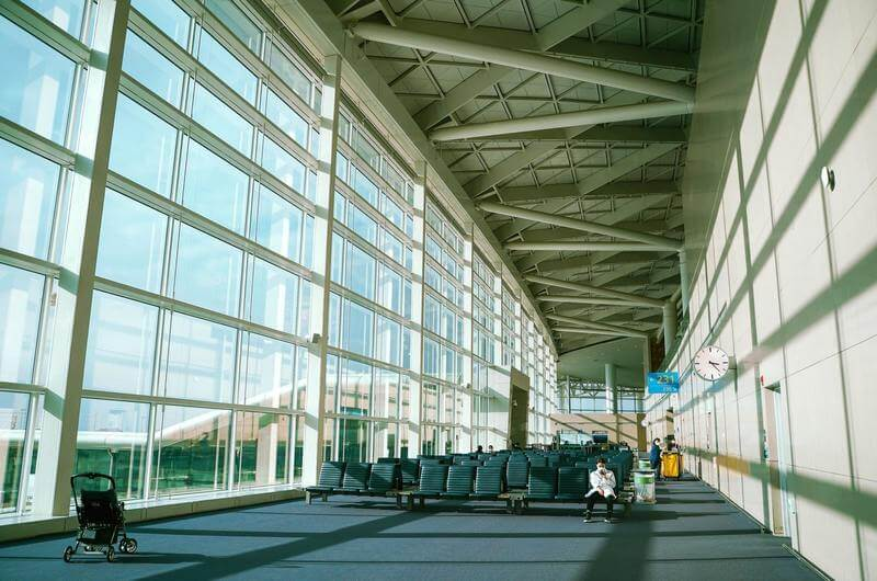 коронавирус в аэропорту