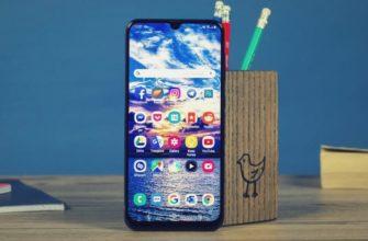 Samsung Galaxy A50 обзор характеристик