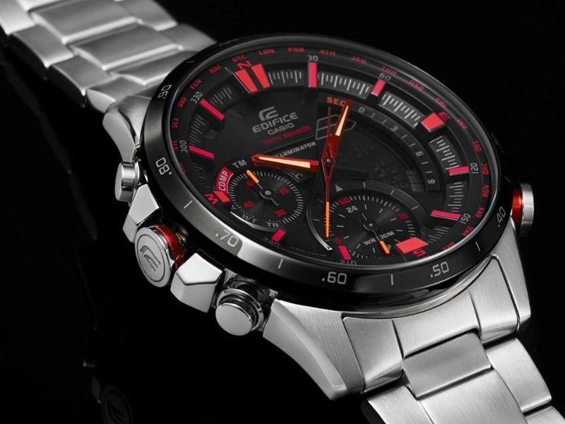 красивые часы касио
